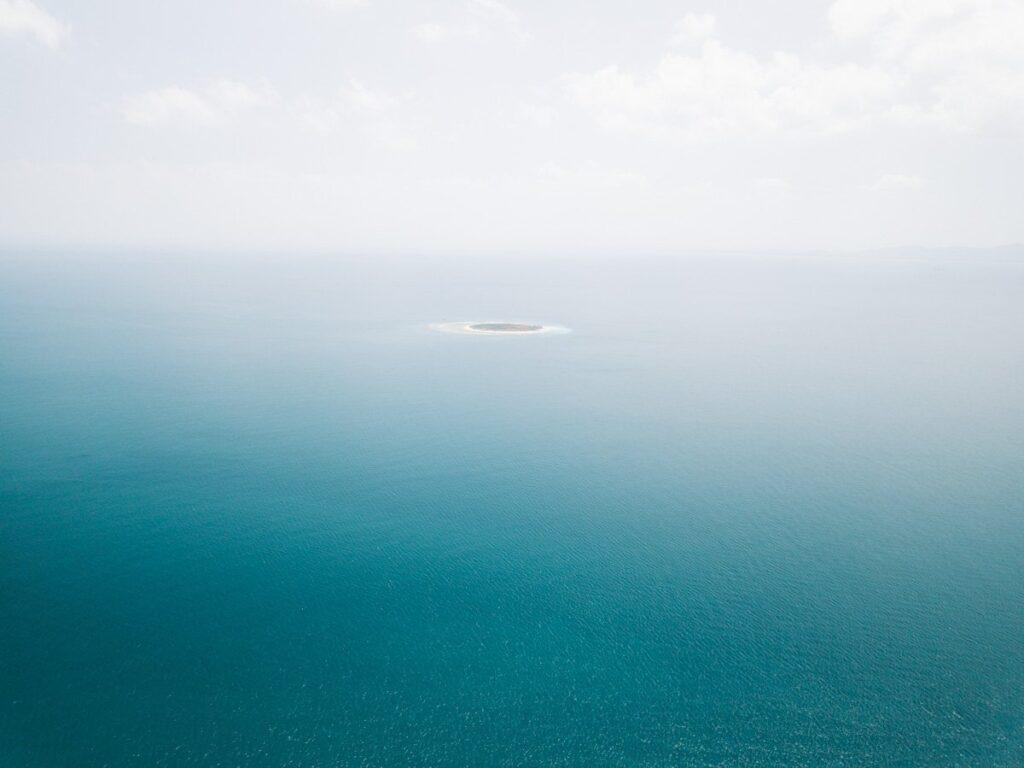 ISLAND COASTLINES IN SOUTH SEKOTONG