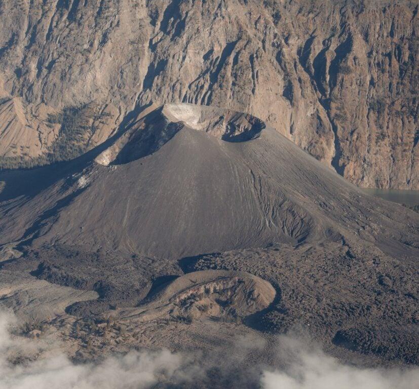 MOUNT RINJANI INNER VOLCANO