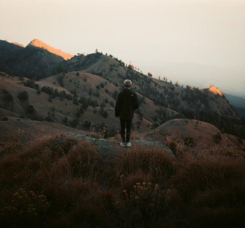 SENARU TREKKING MOUNT RINJANI