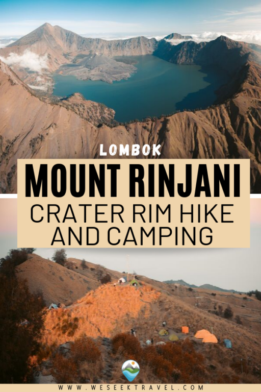 Mount Rinjani Crater Rim Hike 2019 – Everything You Need to Know