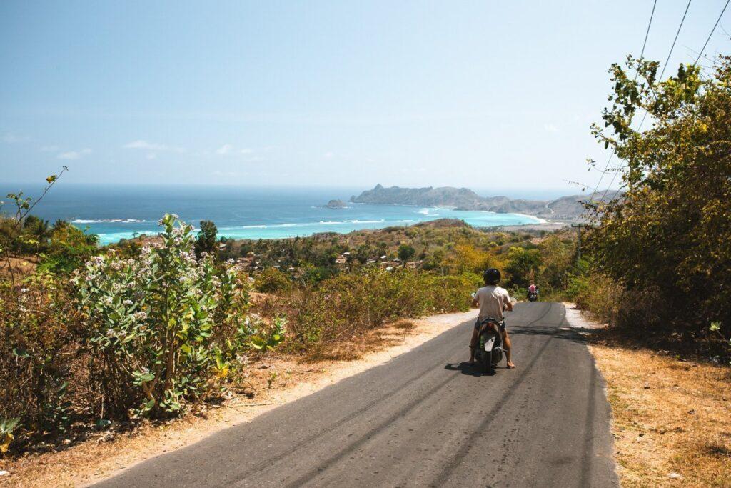 ROAD TO NAMBUNG BEACH
