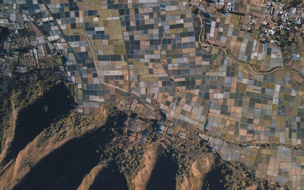 SENARU RICE FIELDS AND PERGASINGAN HILL, LOMBOK