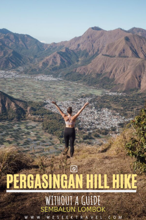 PERGASINGAN HILL HIKE
