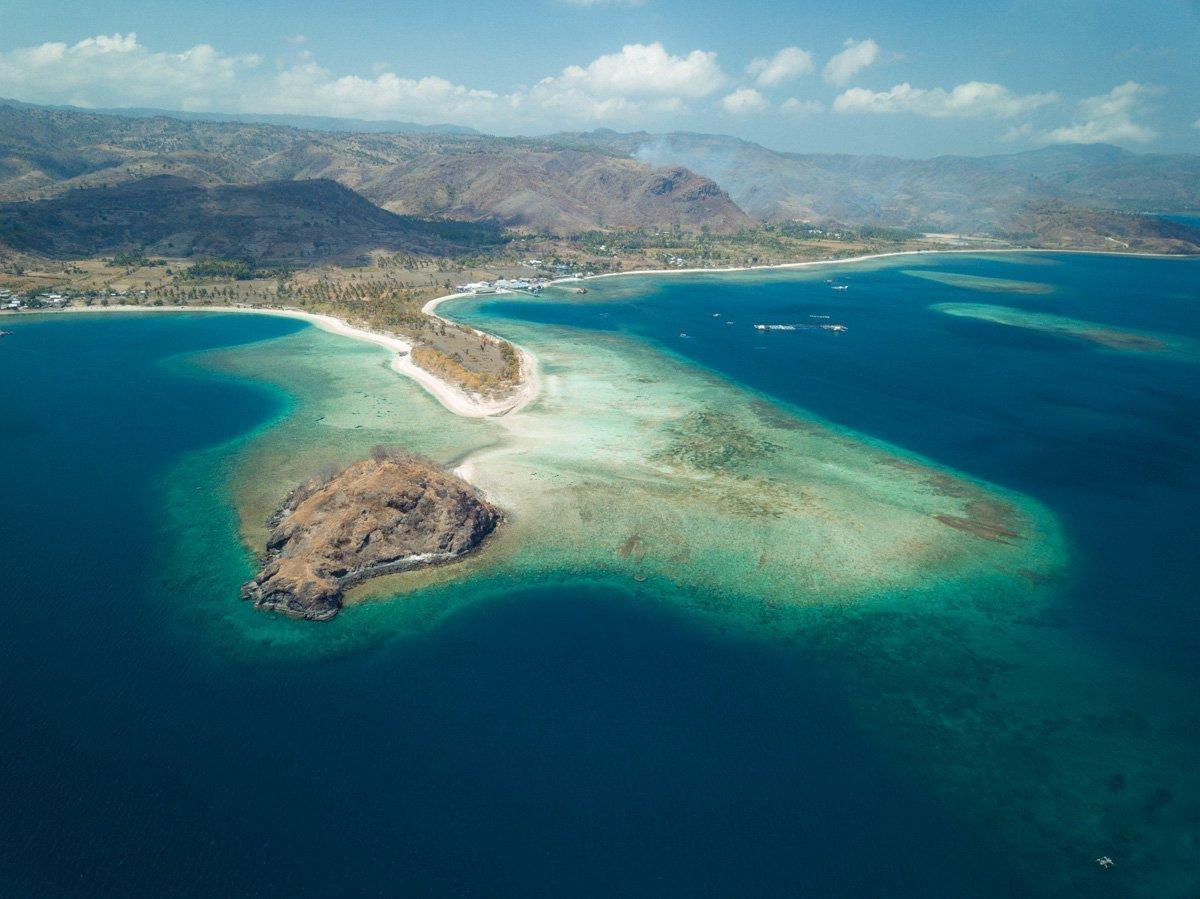 ELAK ELAK BEACH AND GILI MILU ISLANDS, SEKOTONG, LOMBOK