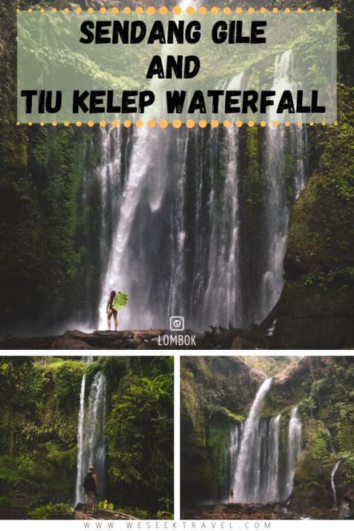 Sendang Gile and Tiu Kelep Waterfall
