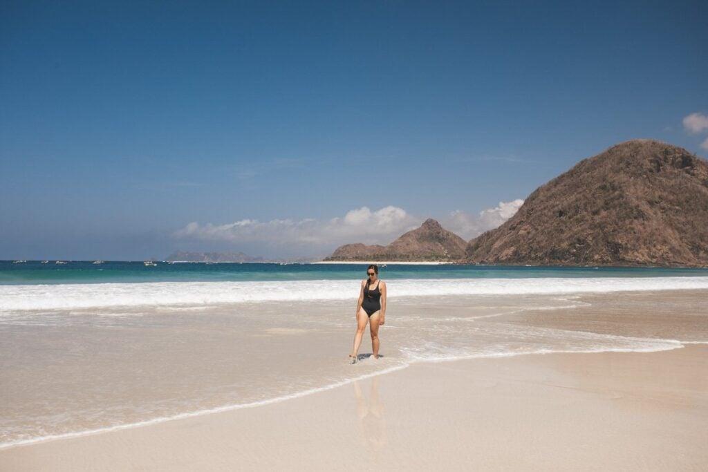SELONG BELANAK BEACH, PANTAI, KUTA LOMBOK, BEACHES ON KUTA LOMBOK