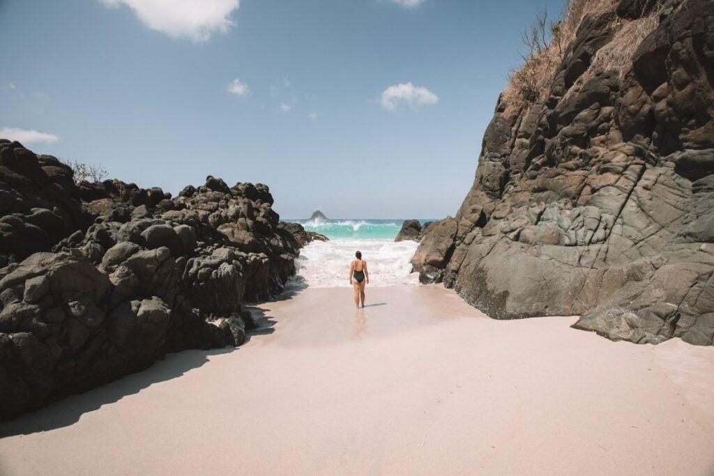 SELONG BELANAK BEACH, BEACHES NEAR KUTA LOMBOK