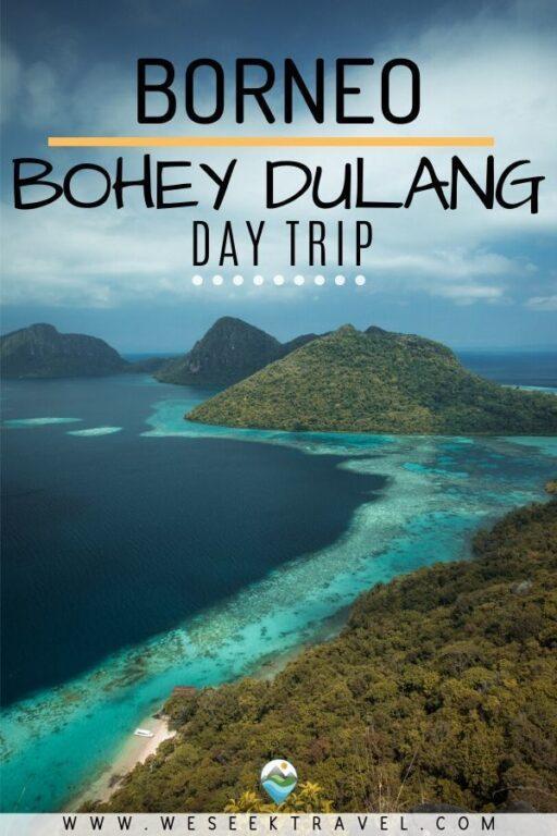 Borneo Bohey Dulang Day Trip