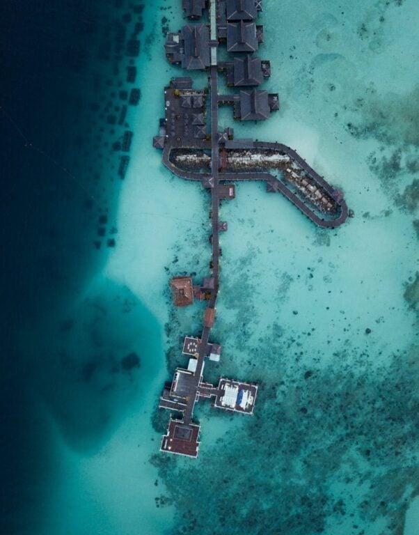 MABUL ISLAND DRONE