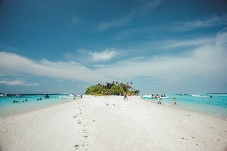 BEACH ON SIBUAN ISLAND