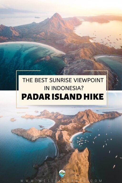 Padar Island Hike - Best Sunrise Viewpoint in Indonesia?
