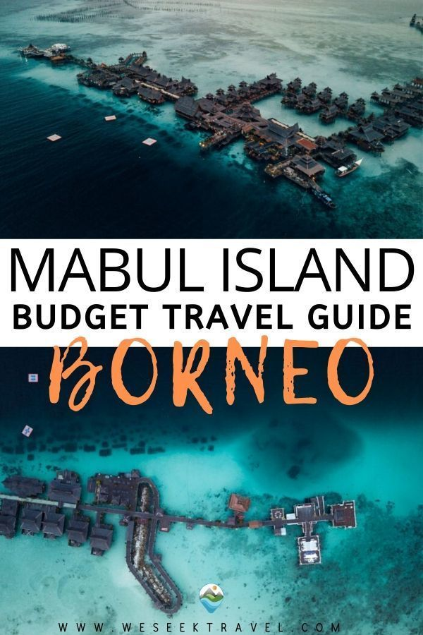 Getting to Mabul Island - Budget Travel Guide