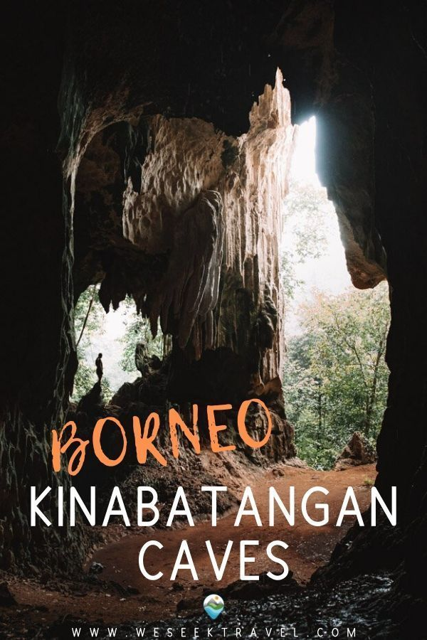 Kinabatangan Caves - Elephant Trail Hike to Sukau Caves