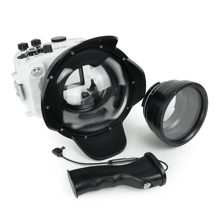 SEAFROGS UNDERWATER SALTED LINE HOUSING FOR SONY A6500 CAMERA