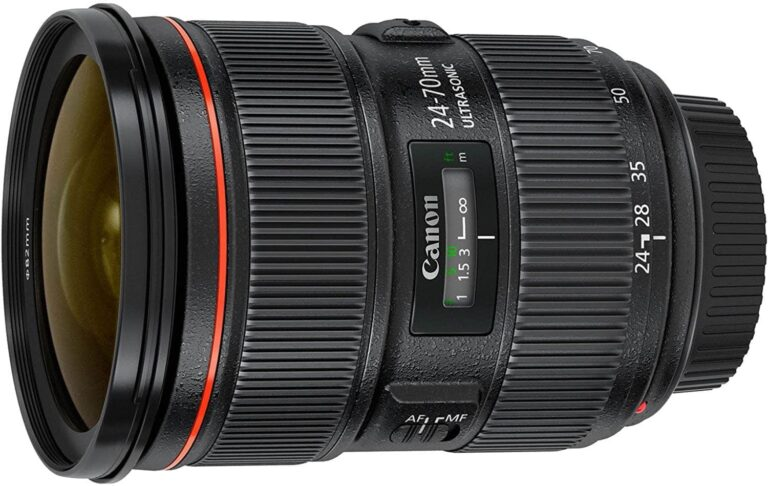 CANON 24-70MM LENS