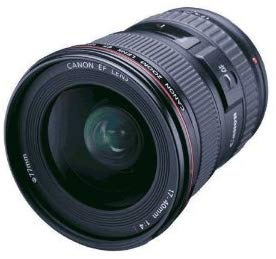 CANON 17-40MM F4 LENS