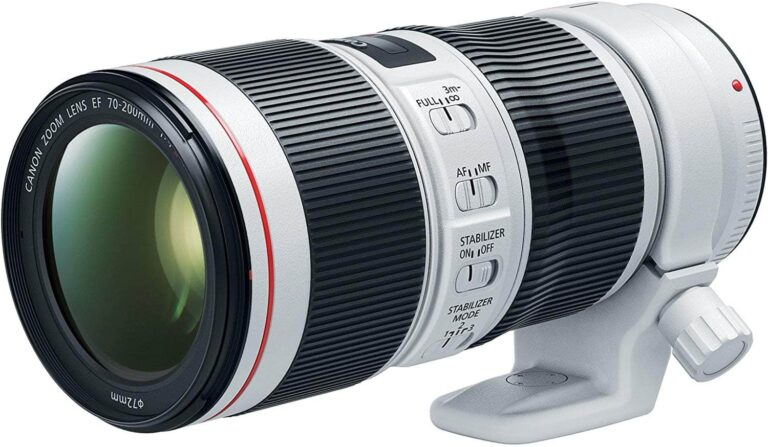 CANON 70-200MM F4 LENS II IS