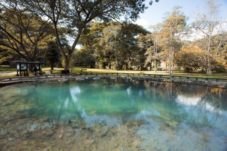 NATURALY HEATED LAKE CHIANG RAI