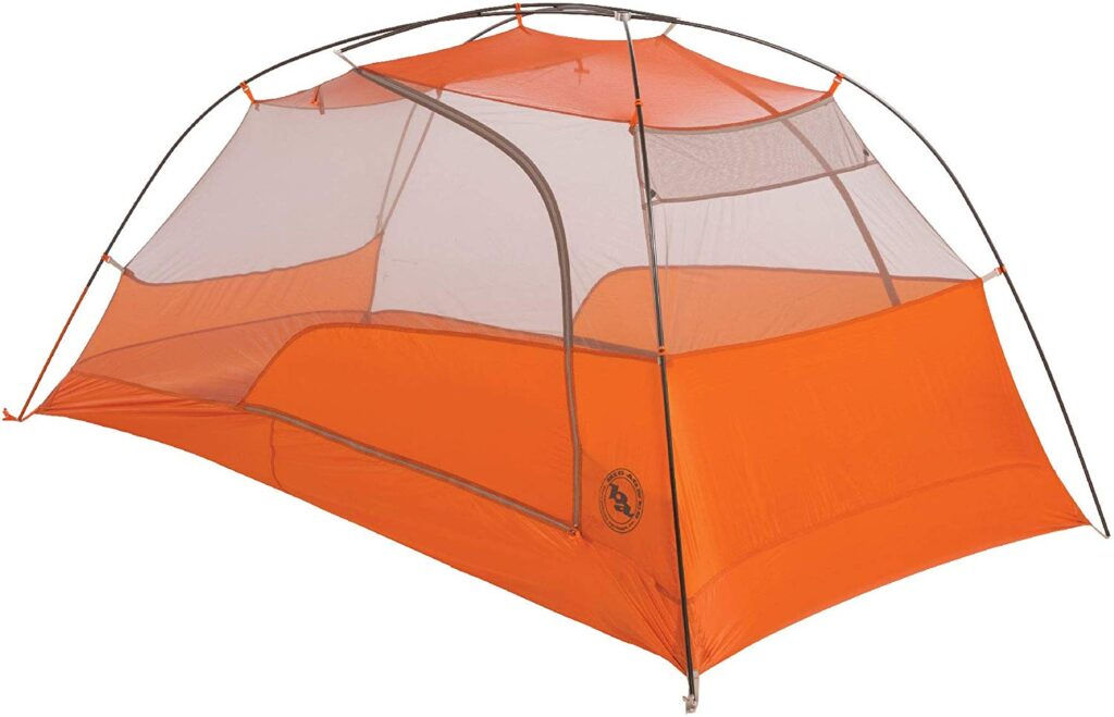 LIGHTWEIGHT HIKING TENT FOR TRAVELING PHOTOGRAPHERS