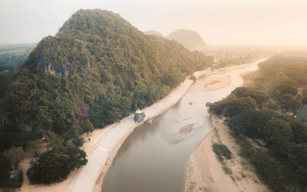 CHIANG RAI BEACH THAILAND