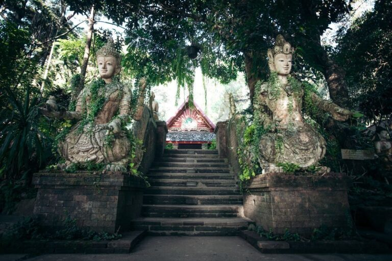FOREST TEMPLE CHIANG MAI, WAT PHA LAT