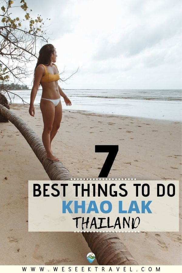 7 Best Things to do in Khao Lak, Thailand