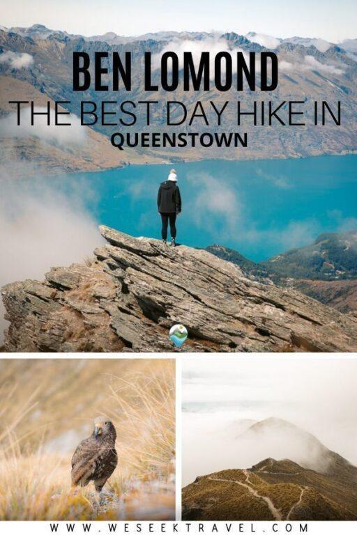 Ben Lomond Hike Queenstown - Best Day Hike in Queenstown