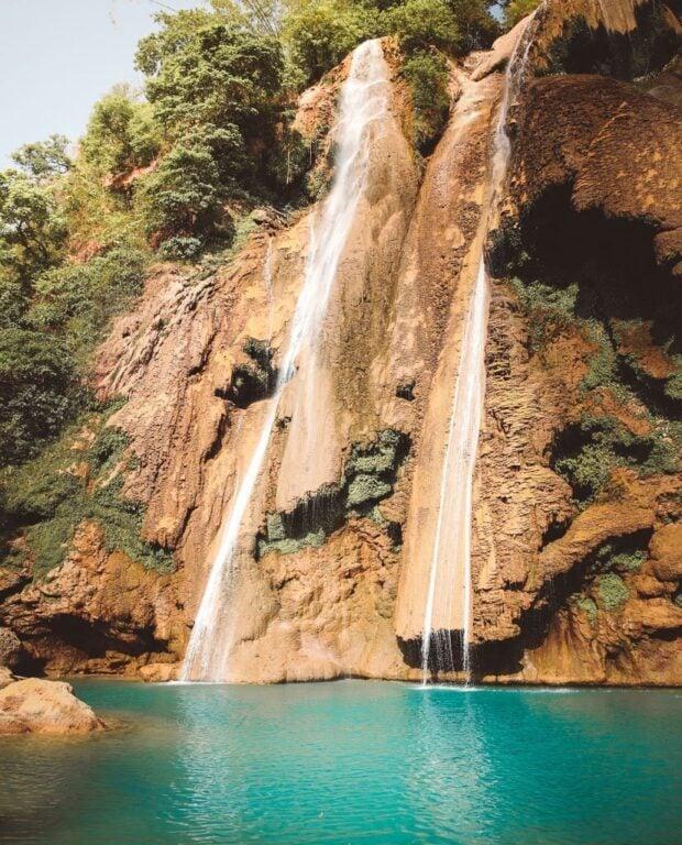 DAT TAW GYAINT WATERFALL MYANMAR