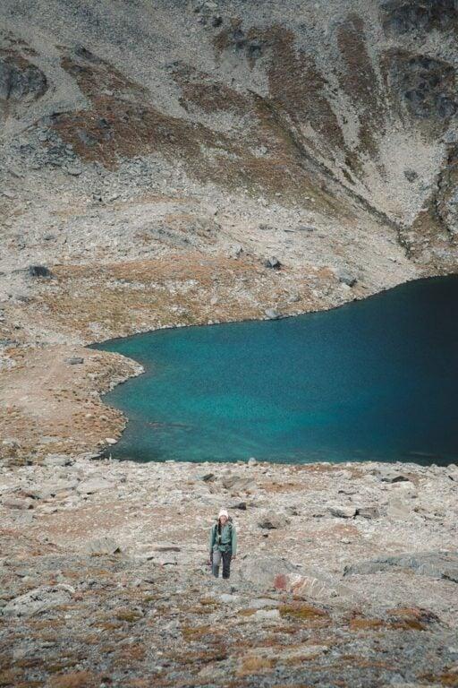 LAKE ALTA SADDLE VIEWPOINT SCAMBLE