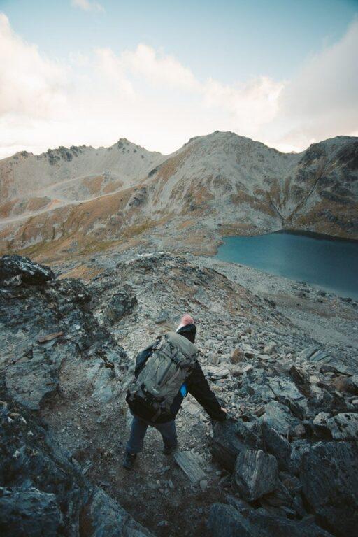 Lake Alta Saddle Viewpoint