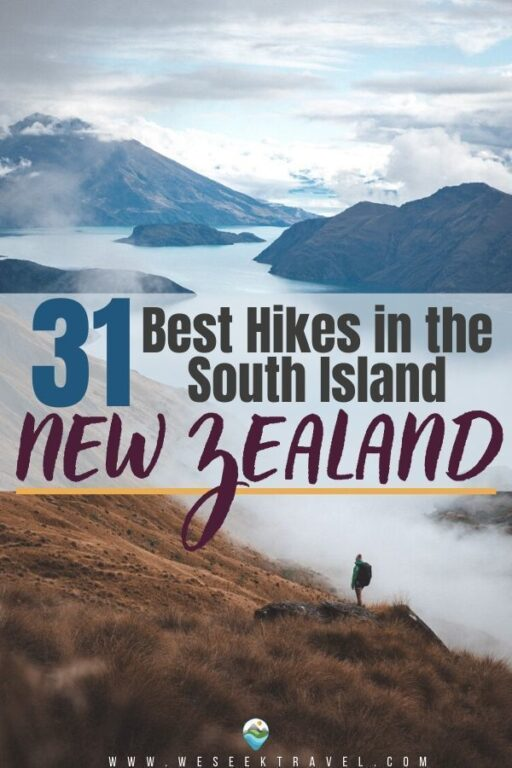 BEST HIKES IN NEW ZEALAND SOUTH ISLAND
