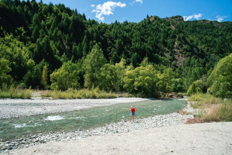 ARROW RIVER NEAR ARROWTOWN