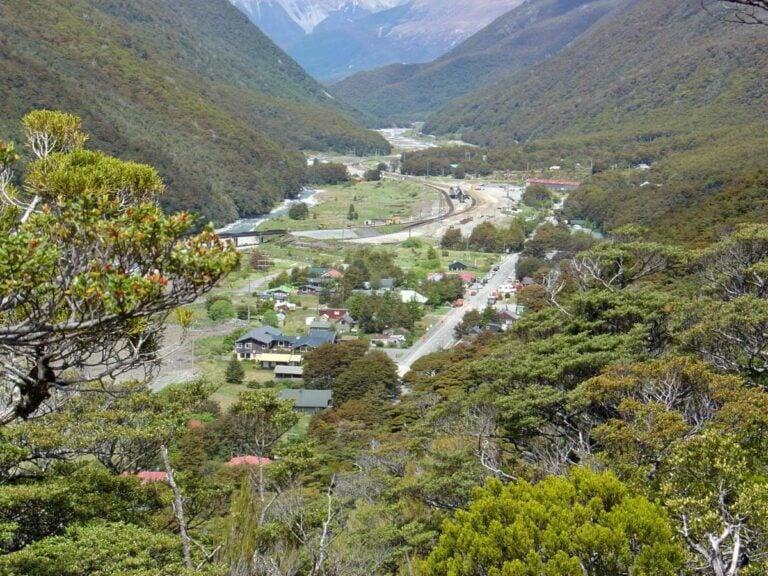ARTHUR'S PASS ACCOMMODATION NEW ZEALAND