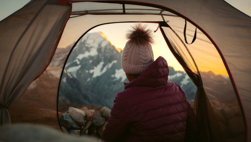 BEST MOUNT COOK VIEWS, BEST PLACES TO SEE MOUNT COOK, CAMPING WITH A MOUNT COOK VIEW IN AORAKI NATIONAL PARK
