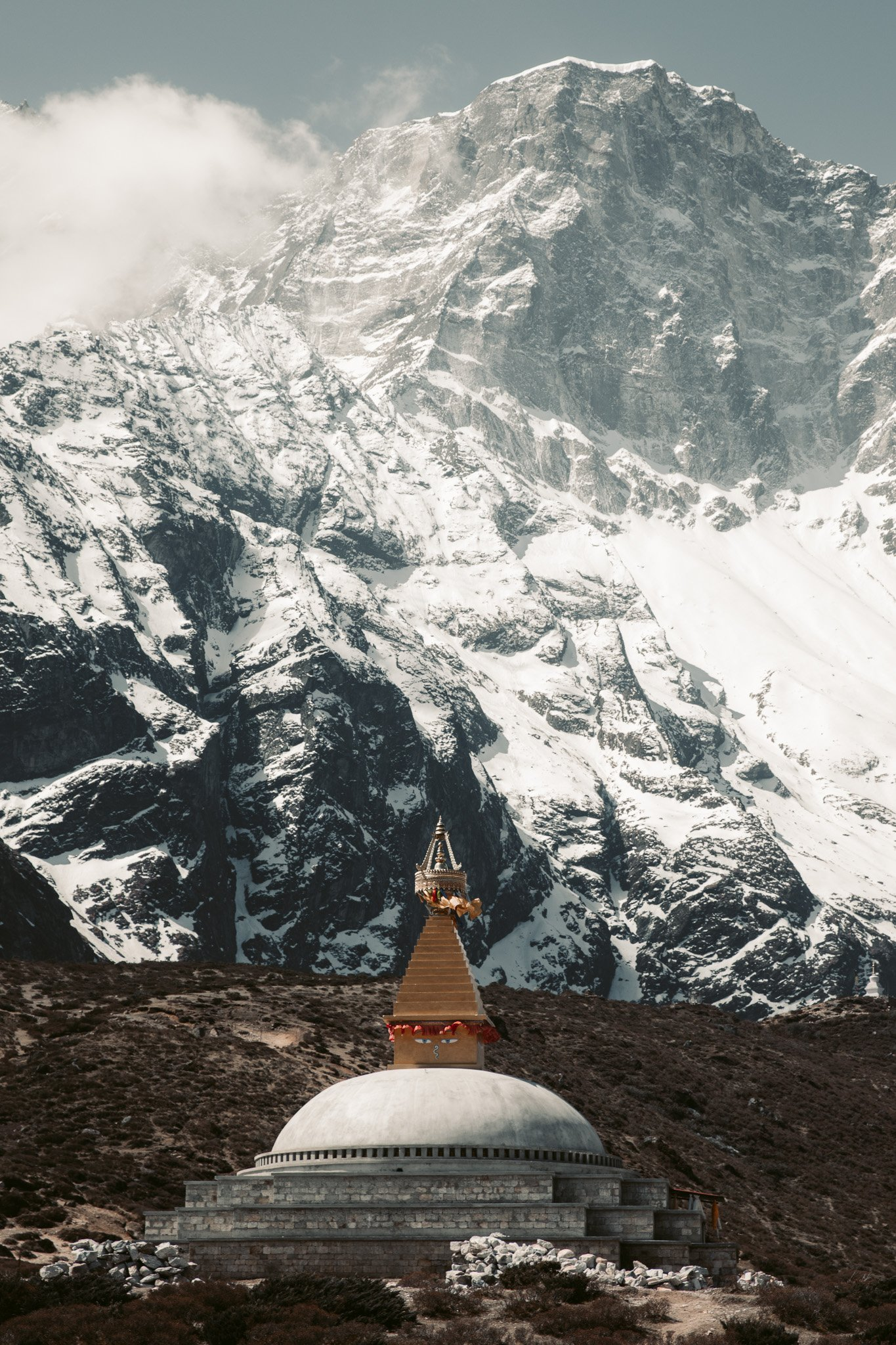 MOUNTAINSCAPES OF NEPAL