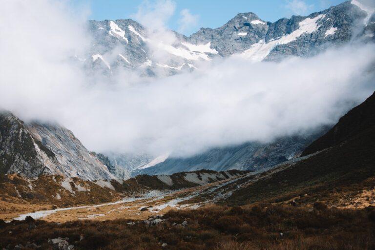 SEALY MOUNTAIN RANGE