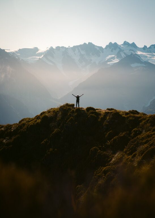 MOUNT FOX SUMMIT, BEST HIKES IN SOUTH ISLAND NEW ZEALAND