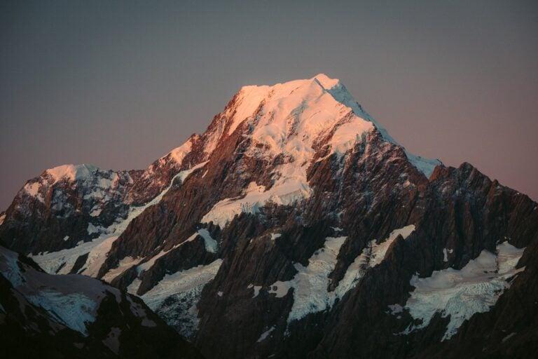 MOUNT COOK AORAKI