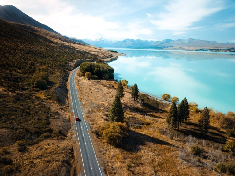 PETERS LOOKOUT ROAD TO MOUNT COOK