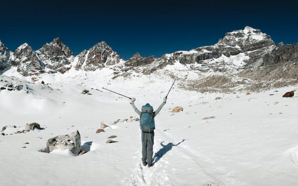 RENJO LA PASS THREE PASSES TREK IN NEPAL