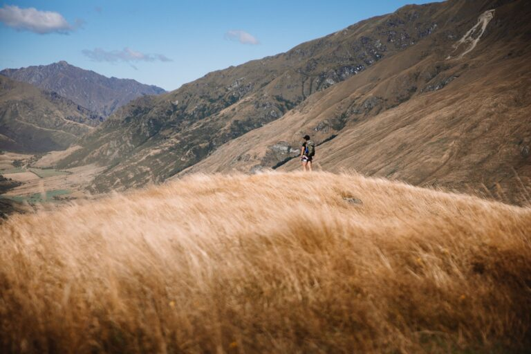 ROCKY MOUNTAIN SUMMIT TRACK WANAKA