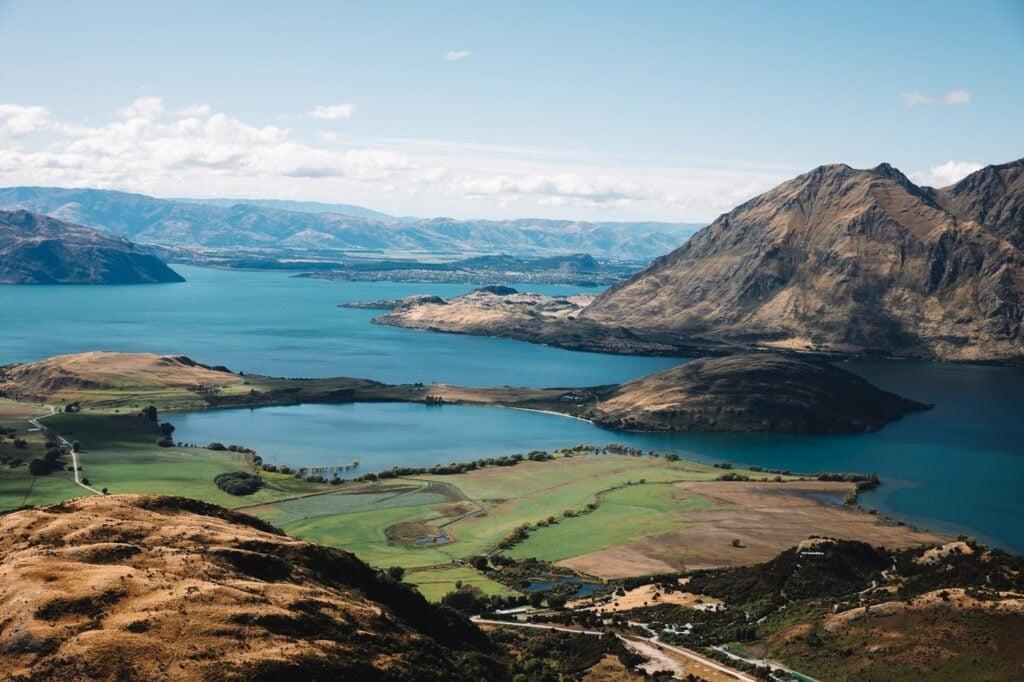 ROCKY MOUNTAIN SUMMIT TRACK WANAKA, BEST HIKES IN SOUTH ISLAND NEW ZEALAND