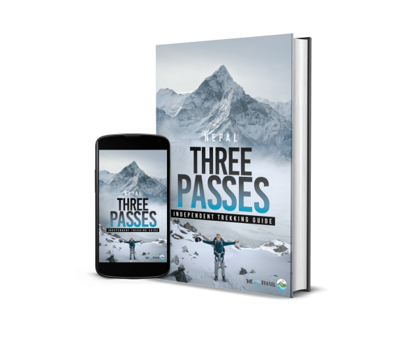 Three Passes: Independent Trekking Guide By Olly Gaspar at We Seek Travel