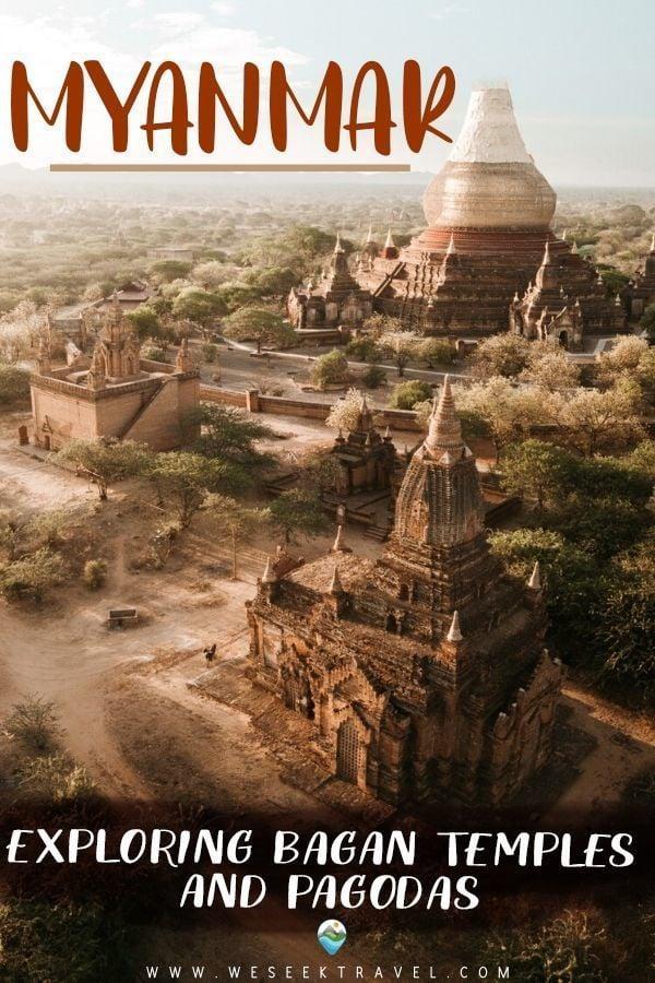 EXPLORING TEMPLES AND PAGODAS MYANMAR
