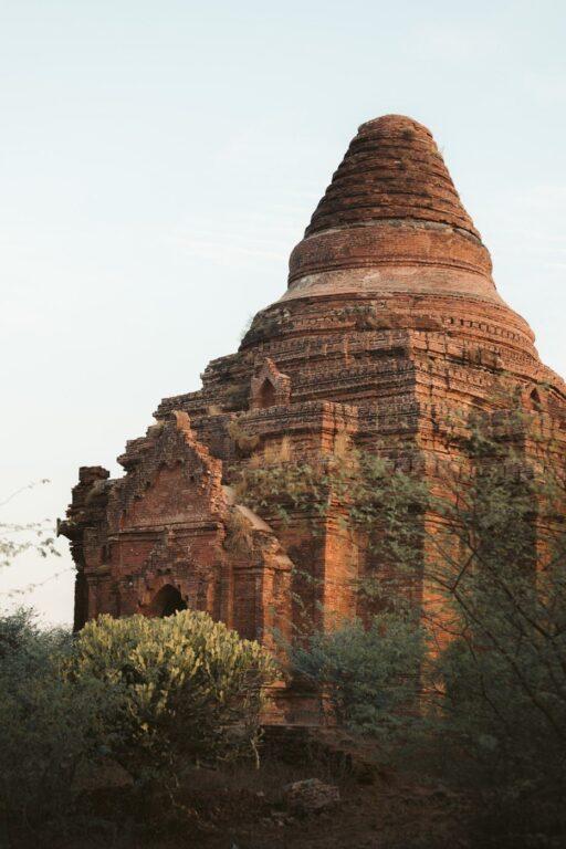 BAGAN ARCHAELOGICAL ZONE, MYANMAR