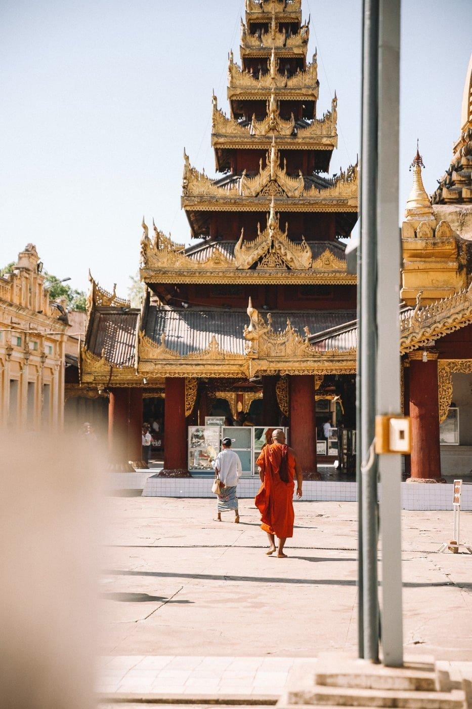MYANMAR BUDDHIST TEMPLE