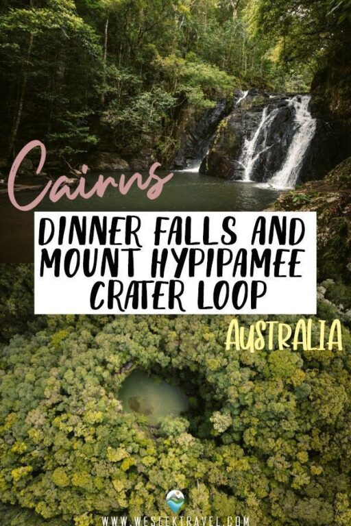 CAIRNS FALLS AND MOUNT HYPIPAMEE CRATER LOOP