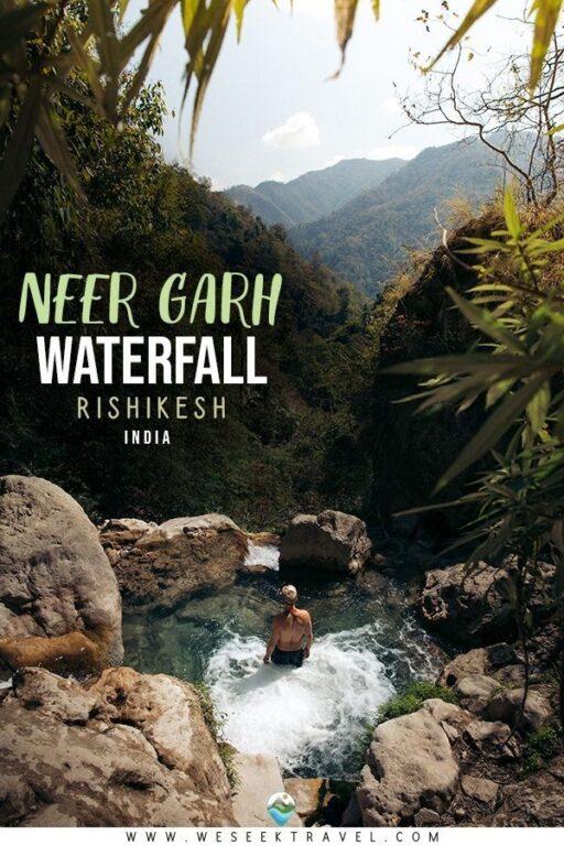 NEER GARH WATERFALL