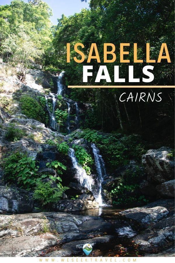 Isabella Falls Cairns