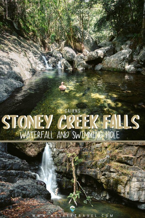 STONEY CREEK FALLS